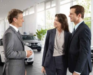 Benvenuto nel portale lavoro BMW.